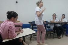 Reunião pedagógica – Colégio Jatobá